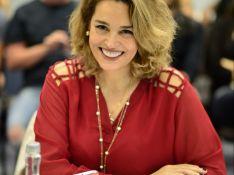 Suzy Rêgo explica autoestima aos 50 anos:'Tenho frescor, alto-astral, bom humor'