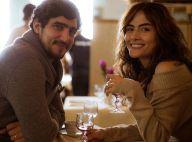 Maria Casadevall desconversa sobre romance com Renato Góes: 'Estou muito feliz'