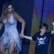 Filho de Ivete Sangalo 'impôs' condição para viagem dos pais: 'Fazer um irmão'