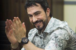 Padre Fábio de Melo relata incômodo com sobrancelhas desenhadas: 'Caneta Bic'
