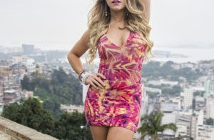 'Preparada para o choque', diz Carla Diaz, mulherão na TV pela primeira vez