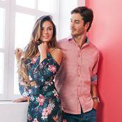 Isis Valverde e o namorado, André Resende, estrelam campanha juntos. Fotos!