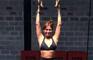 Giovanna Antonelli fala sobre treino de Crossfit: 'É preciso ter força e garra'