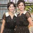Drica Moraes surpreendeu pela semelhança com Luisa Arraes na série 'A Fórmula'
