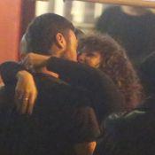 Emilio Dantas e Fabiula Nascimento encontram Renato Góes em sushi bar