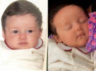 Bruno Gissoni mostra semelhança com filha em foto de infância: 'Tal pai'