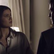 Novela 'Pega Pega': Eric faz ligação suspeita e Luiza investiga acidente