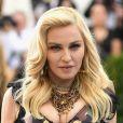 Madonna posta foto ao lado dos seis filhos em celebração de seu aniversário de 59 anos, em 19 de agosto de 2017