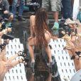 Anitta rebola em seu novo clipe no Morro do Vidigal, no Rio de Janeiro