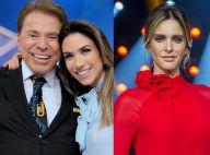 Patricia Abravanel se irrita com crítica de Fernanda Lima ao pai: 'Tudo mimimi'