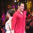 ' A dança faz muito bem para qualquer pessoa  , principalmente as que andam meio tristes', disse Theo Becker
