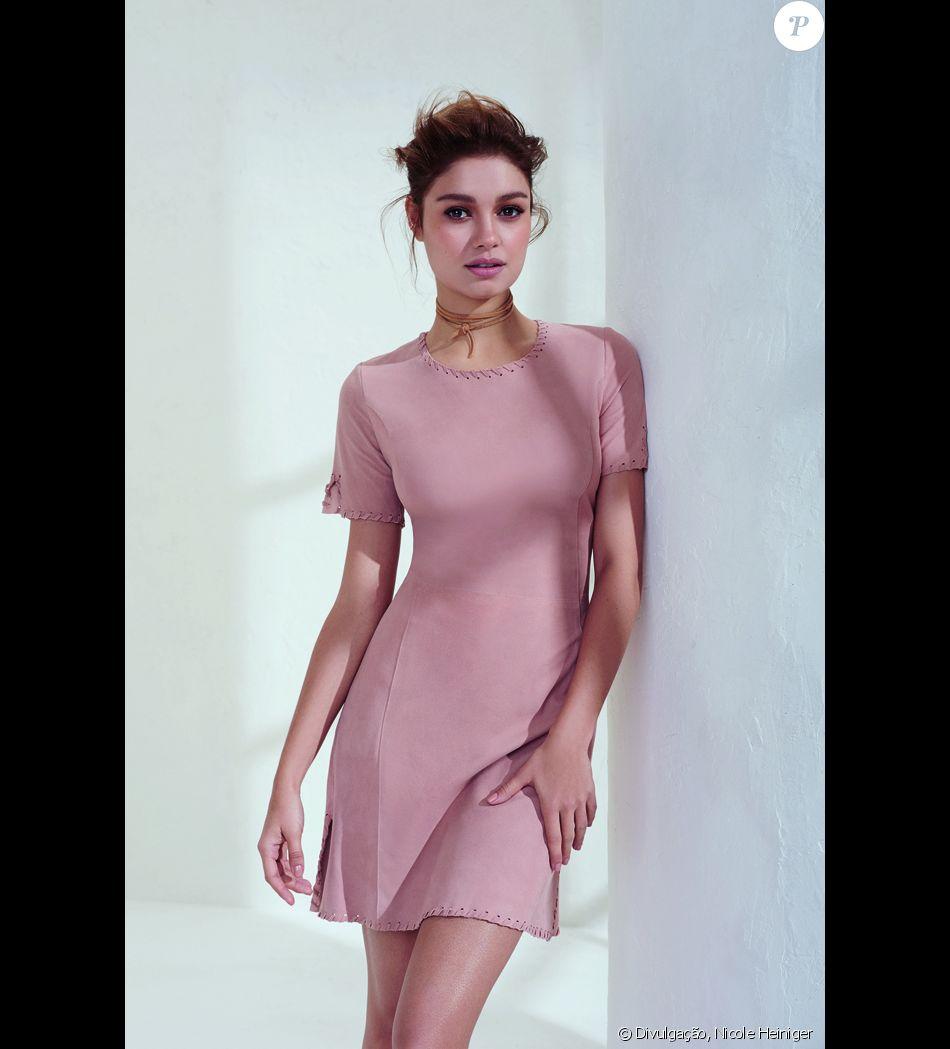 Sophie Charlotte se inspirou na mitologia grega para a campanha da nova coleção da marca Bobstore