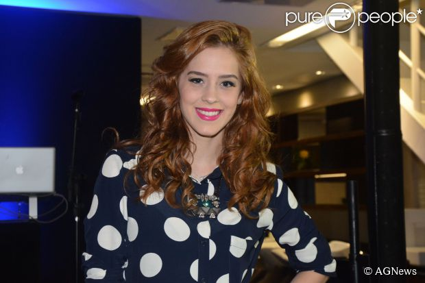 Sophia Abrahão está confirmada para a segunda parte de 'Confissões de Adolescente', em 17 de abril de 2014