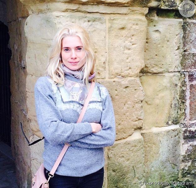 Letícia Spiller vai para a Espanha após o fim de 'Joia Rara'