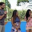 Simone e Simaria são alvo de brincadeira de fãs por conta da altura: 'A vantagem de tudo é que eles falam: 'vocês são pequenas, mas de perto são mais bonitas do que na televisão''