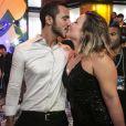 "Matheus Lisboa namorou a youtuber Maria Claudia durante o ""Big Brother Brasil 16"""