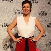 Regiane Alves aprova cabelo curto para prostituta em série: 'Amei o corte'