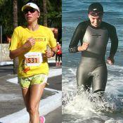 Ana Paula Araújo virou triatleta aos 45: 'Corro, nado, pedalo e faço funcional'