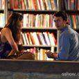 Larte (Gabriel Braga Nunes) e Luiza (Bruna Marquezine) ficarão a sós na novela 'Em Família' e estudante vai abrir o coração