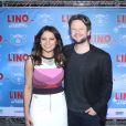 Dira Paes e Selton Mello prestigiaram estreia de 'Lino: O Filme' no Rio de Janeiro neste domingo, 27 de agosto de 2017