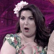 'Dança dos Famosos': Mariana Xavier fica surpresa ao receber nota 9. 'Chateada'