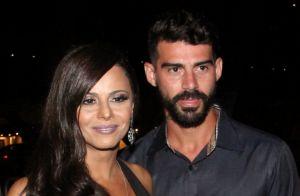 Viviane Araujo e Radamés acabam noivado após 10 anos juntos: 'Vida que segue'
