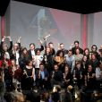O 45º Festival de Cinema de Gramado chega ao fim com 6 prêmios para o filme 'Como Nossos Pais', na noite de sábado, 26 de agosto de 2017
