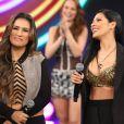 Simaria e a irmã, Simone, são as novas técnicas do reality 'The Voice Kids'