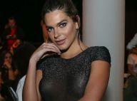 SPFW: transparência em look revela truque de Mariana Goldfarb. Veja fotos!