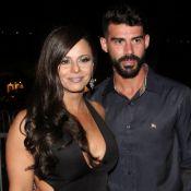 Ex-noivo de Viviane Araujo é alvo de ataque de fãs da atriz após fim de relação