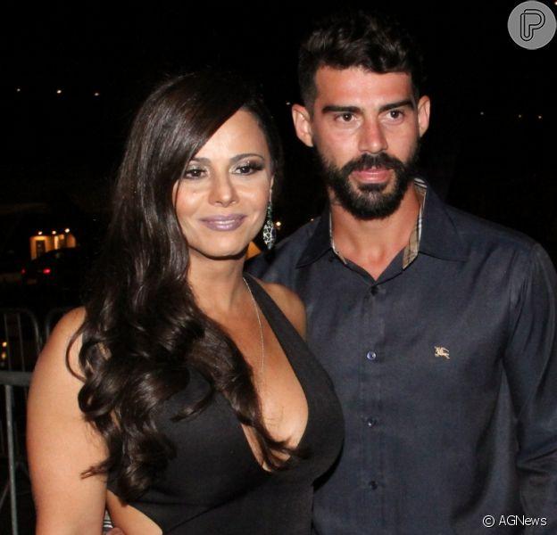 Ex-noivo de Viviane Araújo, Radamés Martins, sofre ataque de fãs da atriz após fim de relação de dez anos