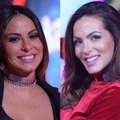 Alinne Rosa e Carla Prata, lesionadas, são afastadas do 'Dancing Brasil'