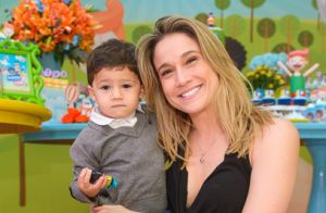 Filho de Fernanda Gentil, Gabriel ganha festa de aniversário de 2 anos. Fotos!