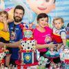 Regiane Alves festeja aniversário dos filhos com presença de famosos. Fotos!