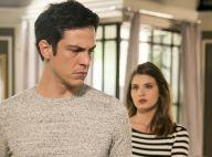 'Pega Pega': Eric conta a Luiza que mãe de Bebeth era paranoica e tinha segredo