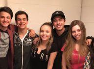 Larissa Manoela reúne Pedro Motta e amigos ao atingir 11 milhões de seguidores