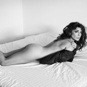 Maria Ribeiro exibe corpo nu em ensaio: 'Peladas somos mais fortes'