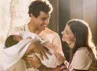 Bebê em 'Malhação' aflorou desejo do ator Matheus Abreu de ser pai: 'Mas é cedo'