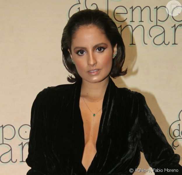 Amanda de Godoi descreve Felícia, sua personagem que será garota de programa na novela 'Tempo de Amar', próxima trama das seis que estreia dia 26 de setembro de 2017 na TV Globo
