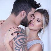 Andressa Suita comemora aniversário de Gusttavo Lima com foto sensual: 'Te amo'