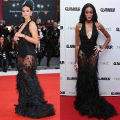 Bruna Marquezine repete look de Winnie Harlow no festival de Veneza. Fotos!