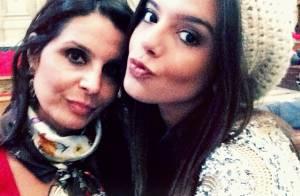 Giovanna Lancellotti curte férias na Itália ao lado da mãe: 'Vida'