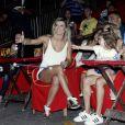 Valentina está passeando com Mirella Santos pelo Rio de Janeiro
