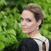 Angelina Jolie lamenta divórcio de Brad Pitt: 'Não é algo que queria, é difícil'