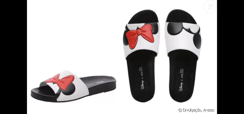 3a9fdec4e8223 Larissa Manoela usou a sandália slide Pop