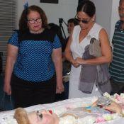 Leandra Leal, Gloria Pires e mais famosos se despedem de Rogéria. Fotos!