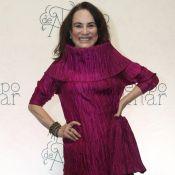 Regina Duarte define cafetina Madame Lucerne em novela: 'Sofrida, mas com humor'