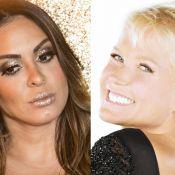 'Dancing Brasil' tem mal-estar de Alinne Rosa com coreógrafo e choro de Xuxa