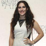 Lívian Aragão entrega dificuldade em 'Tempo de Amar': 'Linguagem coloquial'