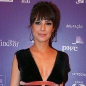 Andreia Horta defende uso de franja em mulheres maduras: 'Existe um preconceito'